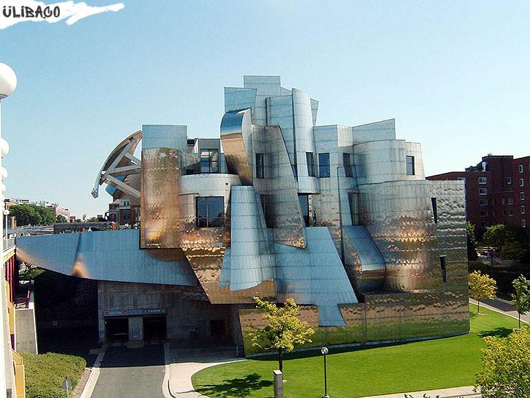 фрэнк гери Художественный музей Вейсмана в Миннеаполисе