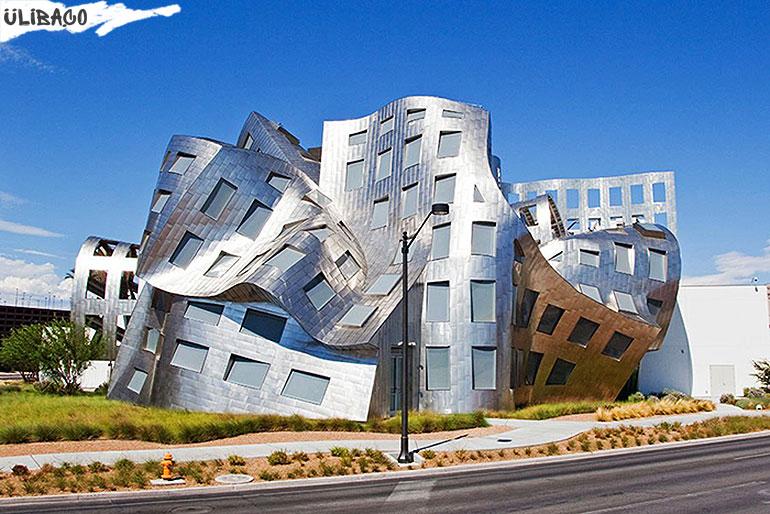 Фрэнк Гери Кливлендская клиника Лу Руво в городе Лас Вегас