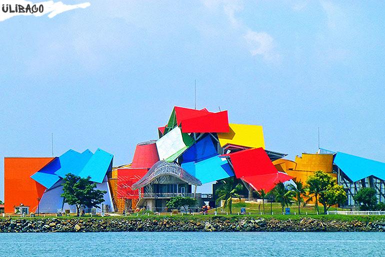 Фрэнк Гери Biomuseo в городе Панама, Республика Панама