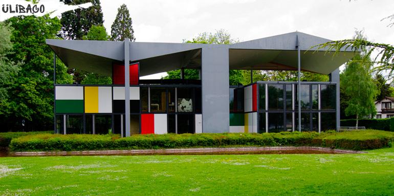 Ле Корбюзье Музей Хайди Вебер или Дом Ле Корбюзье в городе Цюрих, Швейцария