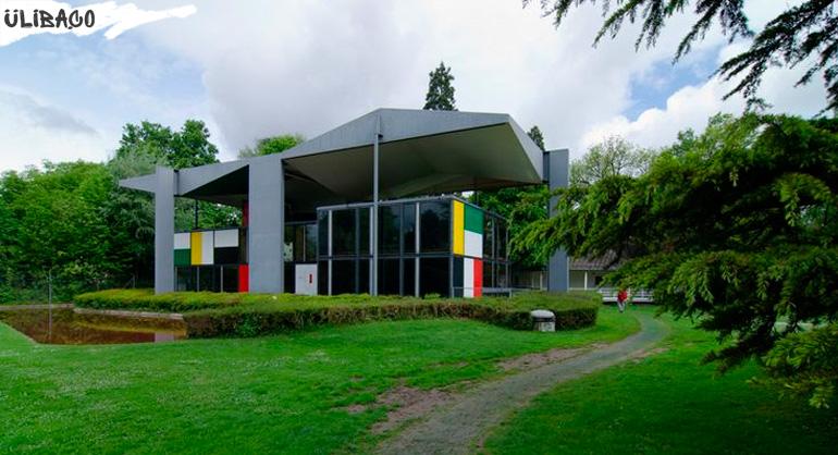 Музей Хайди Вебер или Дом Ле Корбюзье в городе Цюрих, Швейцария