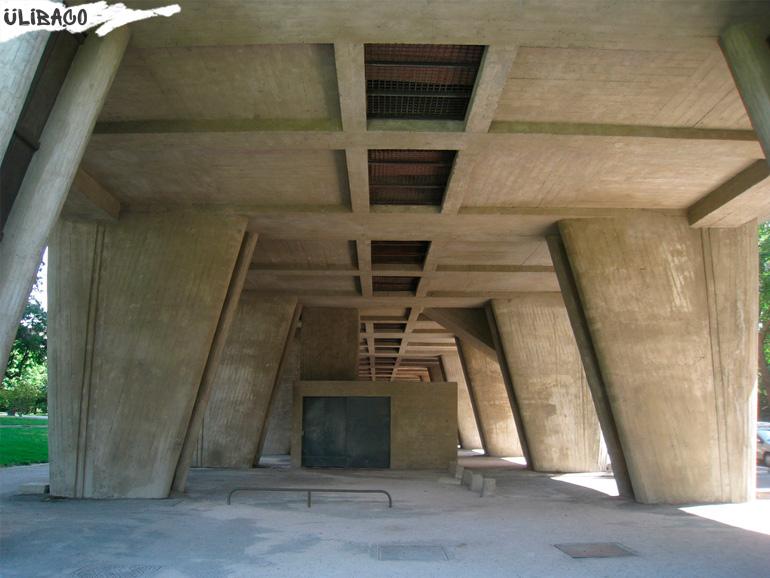 Ле Корбюзье Марсельская жилая единица» в городе Марсель