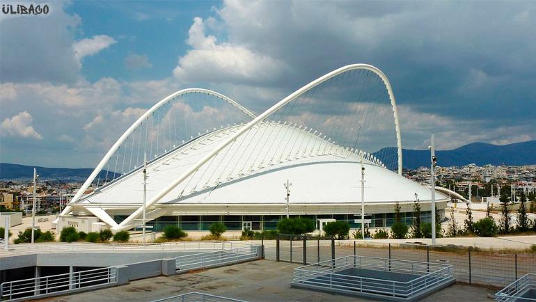 Спортивный олимпийский комплекс (реконструкция). Город Амарусион, Аттика, Греция