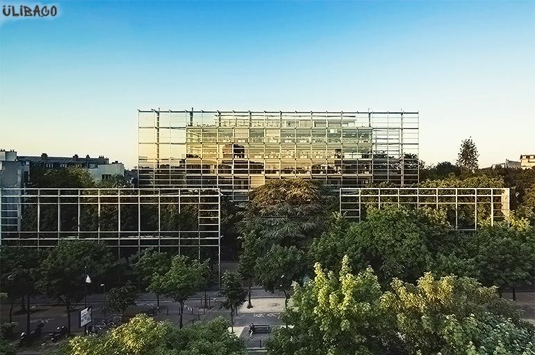Жан Нувель проекты 31