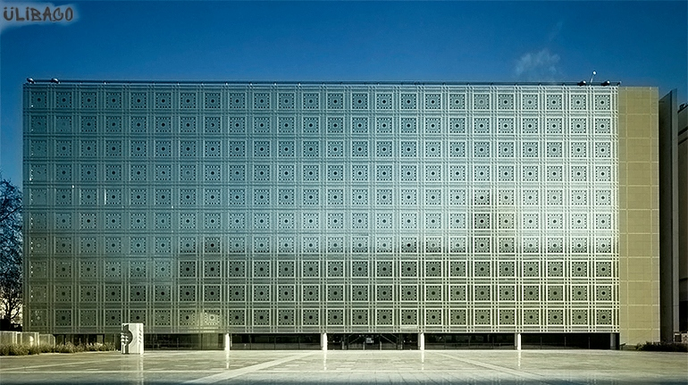 Жан Нувель проекты 11