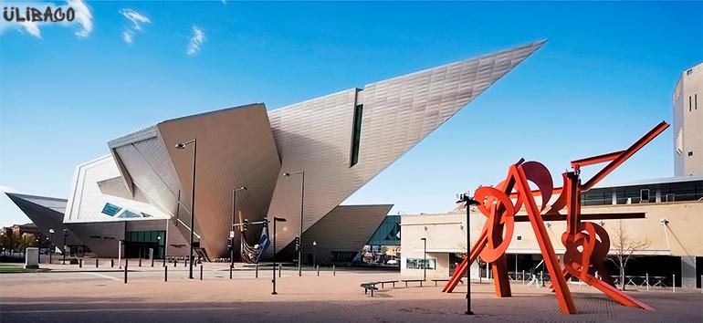 Даниэль Либескинд Художественный музей 1