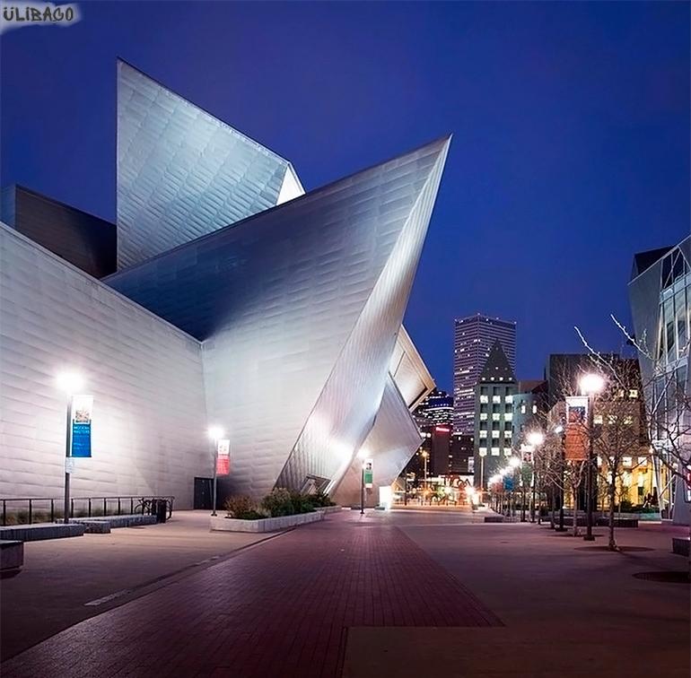 Даниэль Либескинд Художественный музей 4