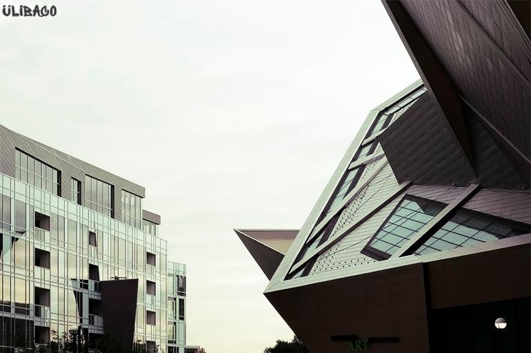 Даниэль Либескинд Художественный музей 6