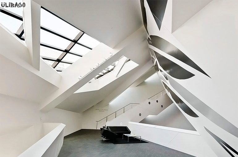Даниэль Либескинд Художественный музей 7