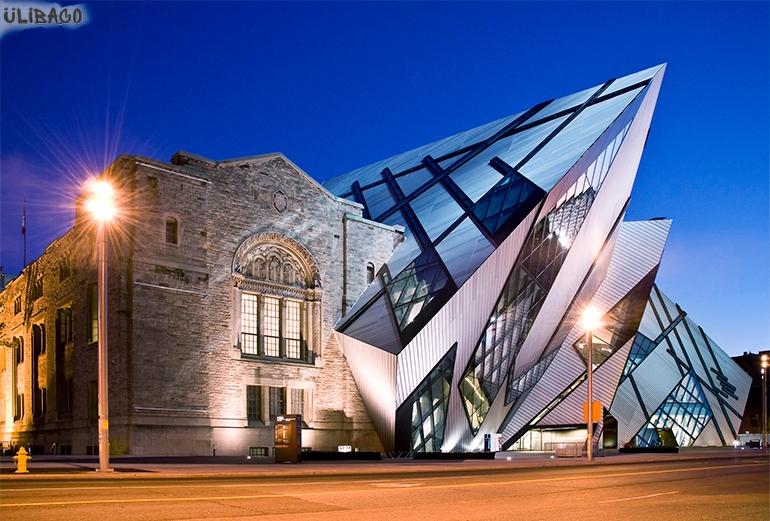 Даниэль Либескинд Королевский музей в Онтарио 3