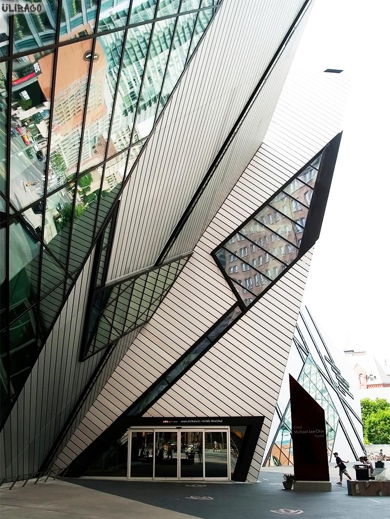 Даниэль Либескинд Королевский музей в Онтарио 5