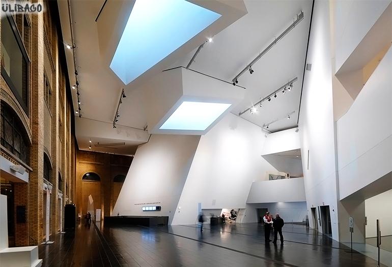 Даниэль Либескинд Королевский музей в Онтарио 6