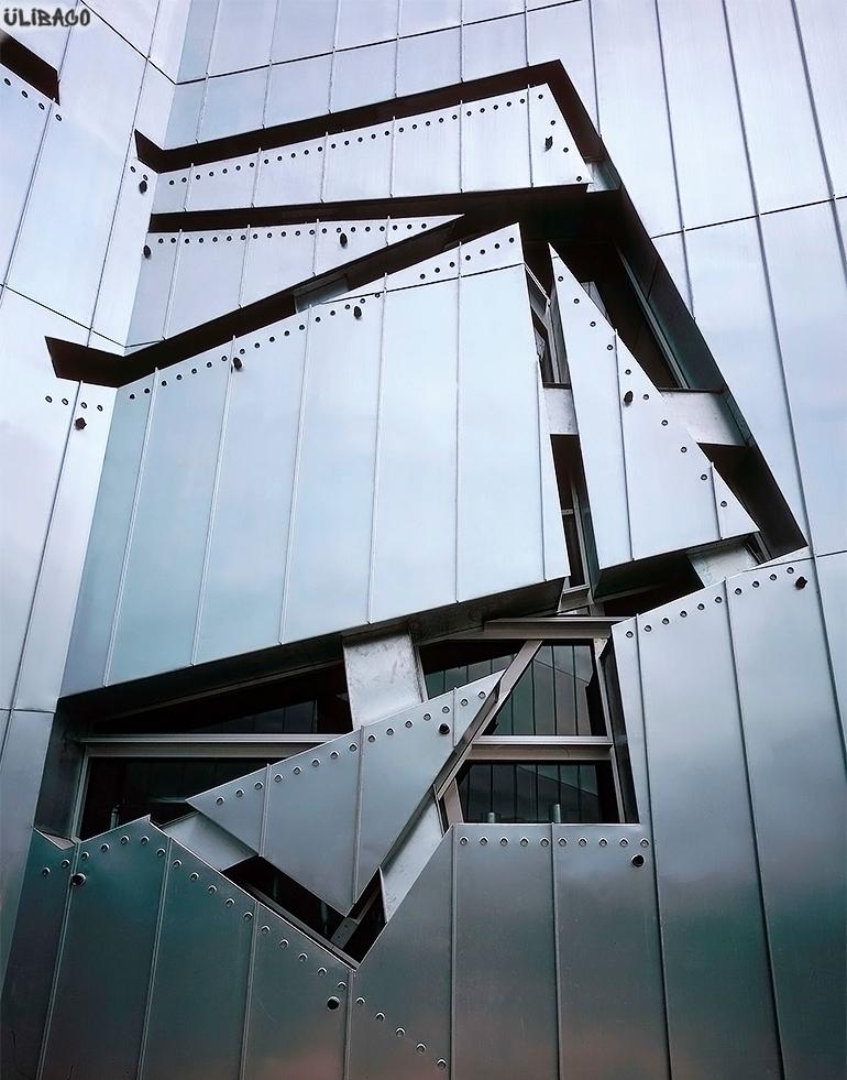Даниэль Либескинд Музей еврейской культуры в Берлине 5