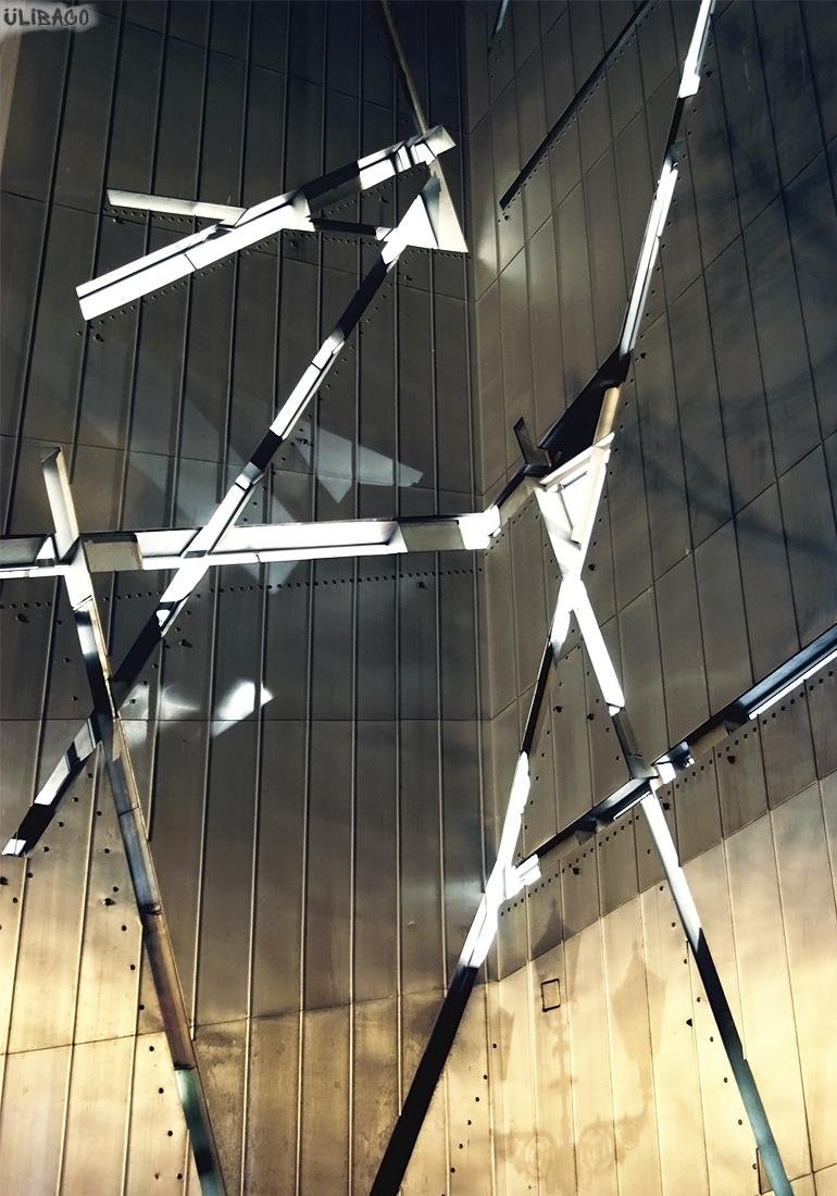 Даниэль Либескинд Музей еврейской культуры в Берлине 6