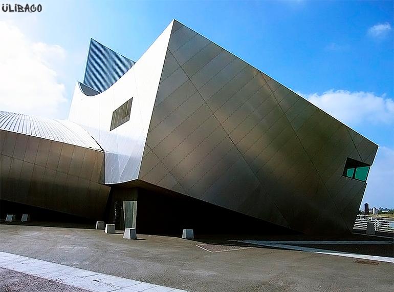 Даниэль Либескинд Северный Имперский военный музей 5