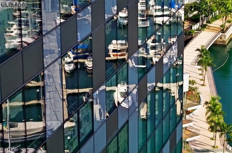 Даниэль Либескинд Жилой комплекс «Отражение» Сингапур 6