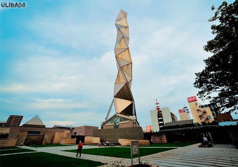 Арата Исодзаки Art Tower Mito 1