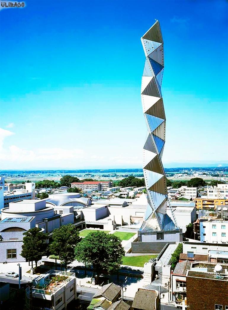 Арата Исодзаки Art Tower Mito 2