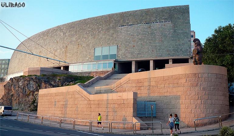 Арата Исодзаки Museo Domus 1