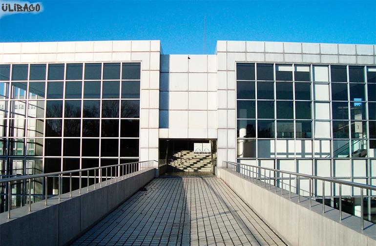 Арата Исодзаки Музей Gunma 3