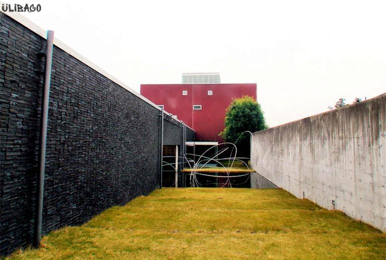 Арата Исодзаки Музей Наги 2