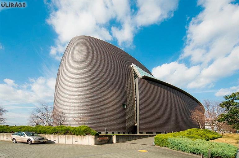Арата Исодзаки Nara Centennial Hall 4