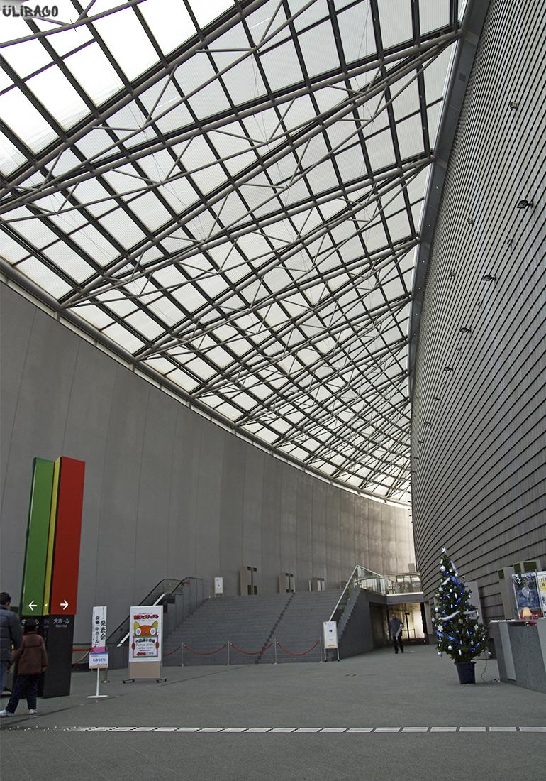 Арата Исодзаки Nara Centennial Hall 6