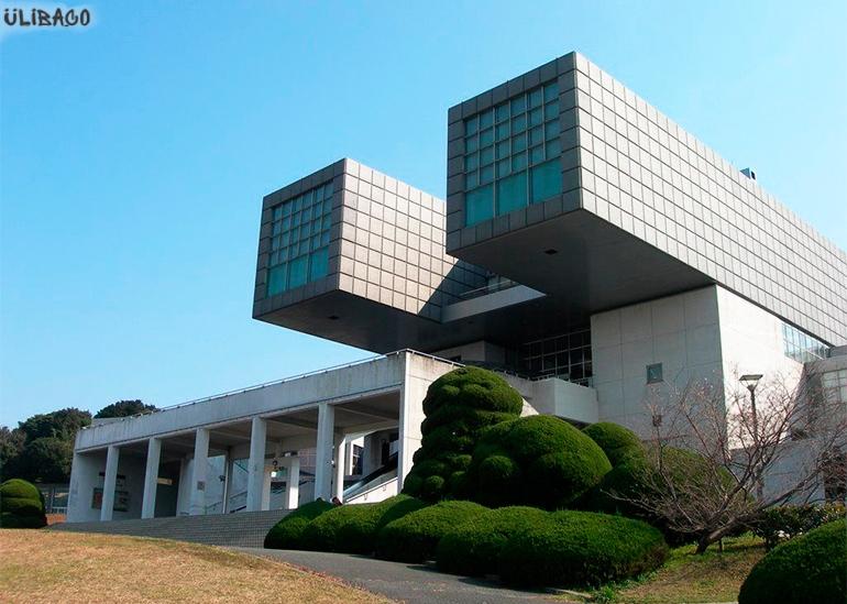 Арата Исодзаки Муниципальный художественный музей Китакюсю 2