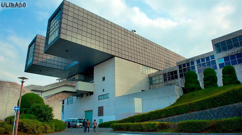 Арата Исодзаки Муниципальный художественный музей Китакюсю 3