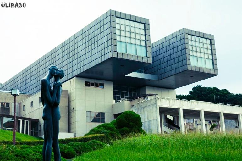 Арата Исодзаки Муниципальный художественный музей Китакюсю 4