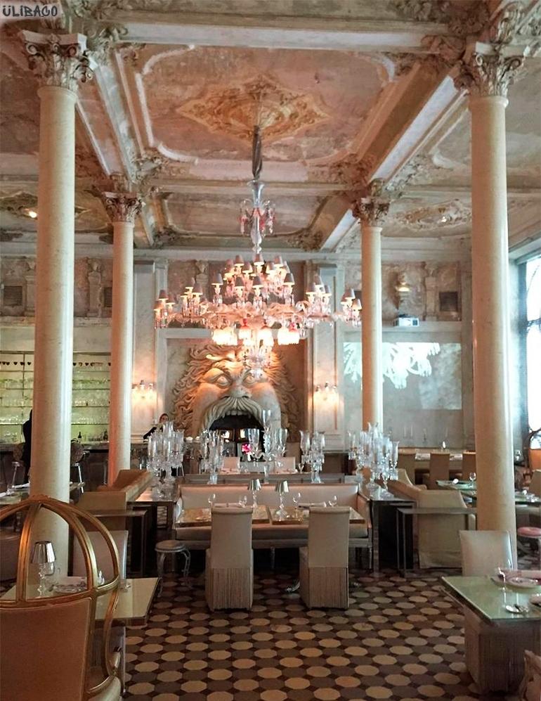 Филипп Старк отель Maison Baccarat 2