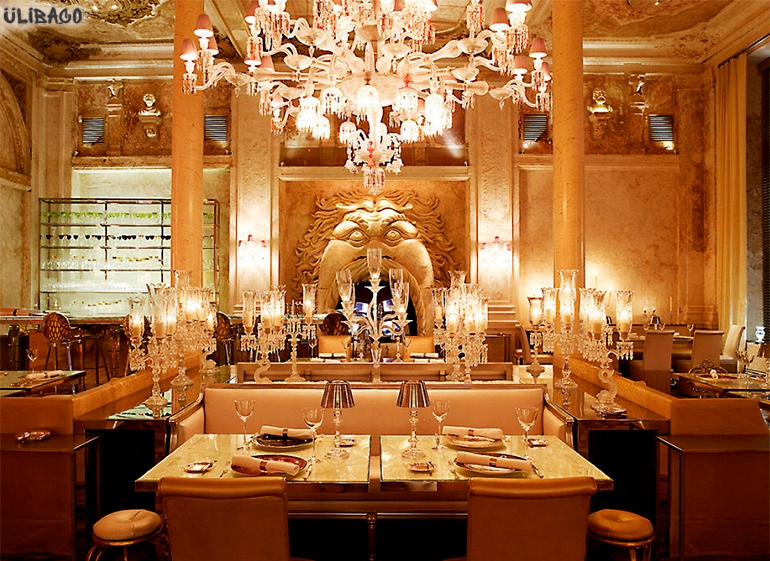 Филипп Старк отель Maison Baccarat 3