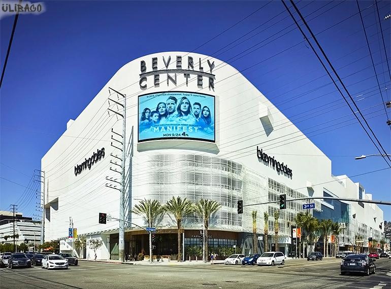 Массимилиано Фуксас Beverly Center 1
