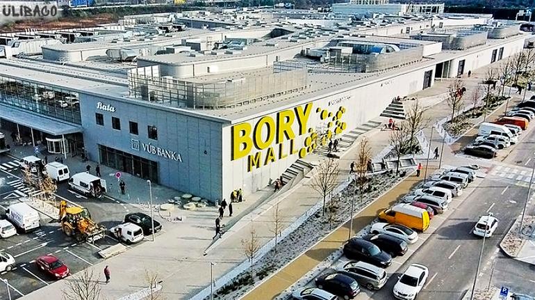 Массимилиано Фуксас Bory Mall 1