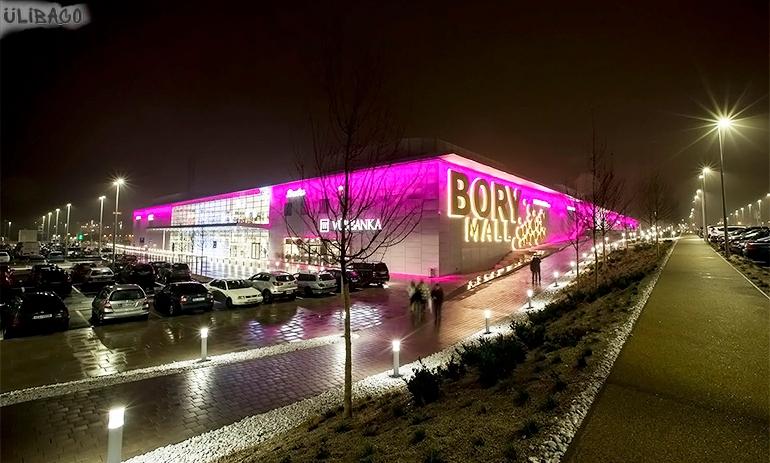 Массимилиано Фуксас Bory Mall 2