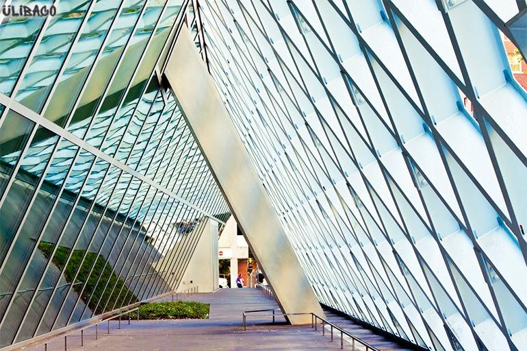 Рем Колхас Публичная библиотека Сиэтла 6