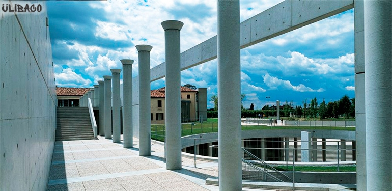Тадао Андо Исследовательский центр Benetton 2