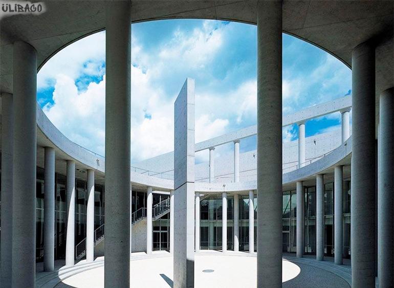 Тадао Андо Исследовательский центр Benetton 4