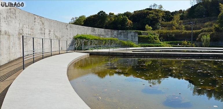 Тадао Андо Храм Хомпукудзи 4