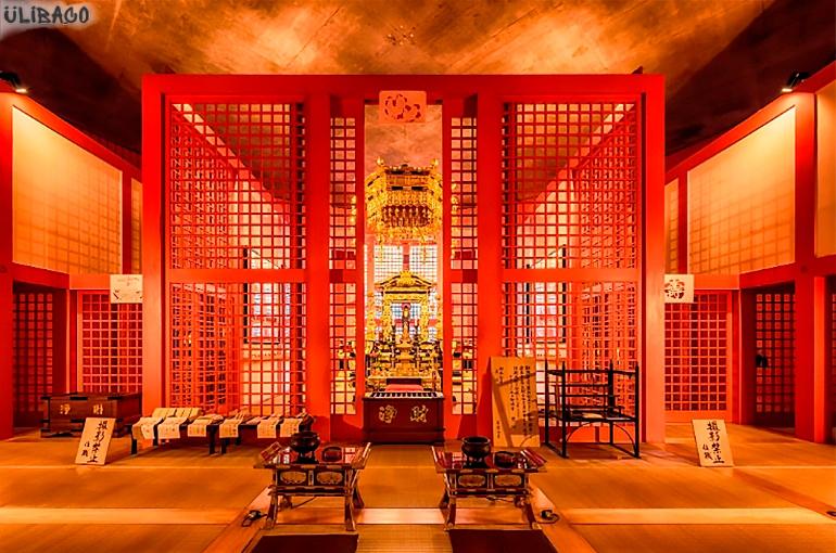 Тадао Андо Храм Хомпукудзи 6