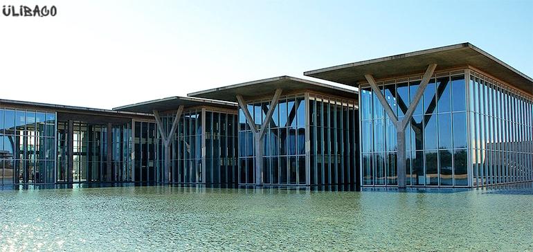 Тадао Андо Modern Art Museum 1