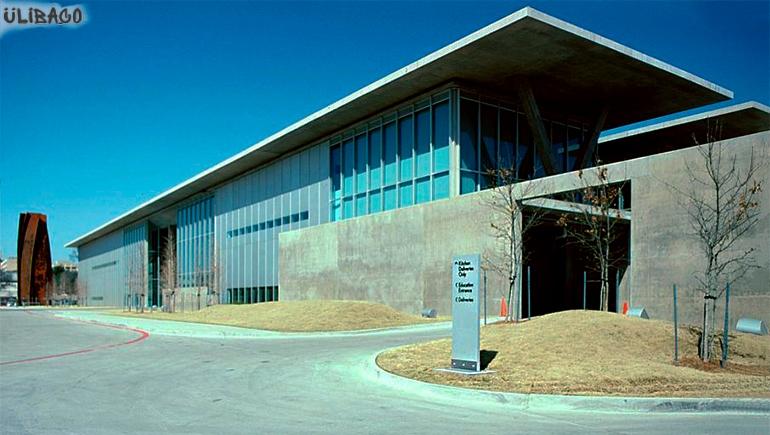 Тадао Андо Modern Art Museum 2