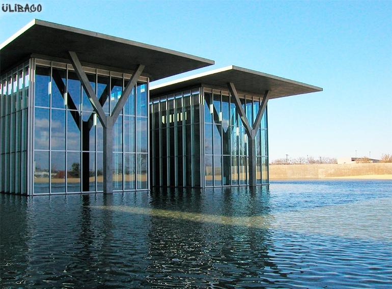 Тадао Андо Modern Art Museum 3