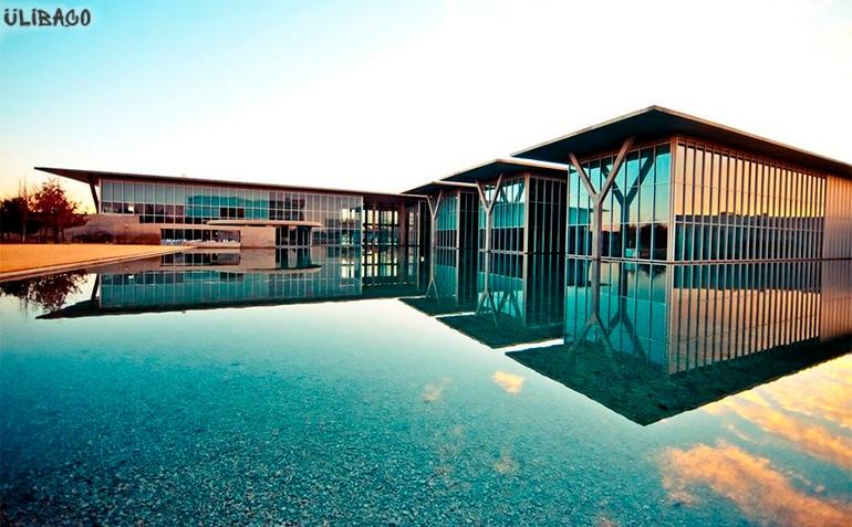 Тадао Андо Modern Art Museum 4