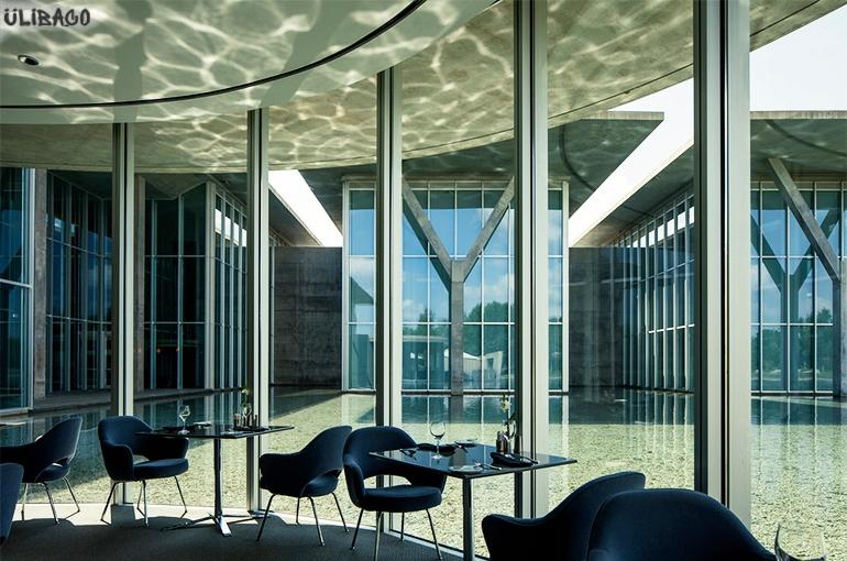Тадао Андо Modern Art Museum 5