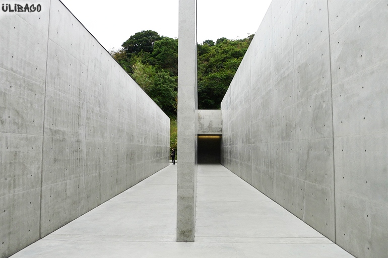 Тадао Андо Музей Chichu 2