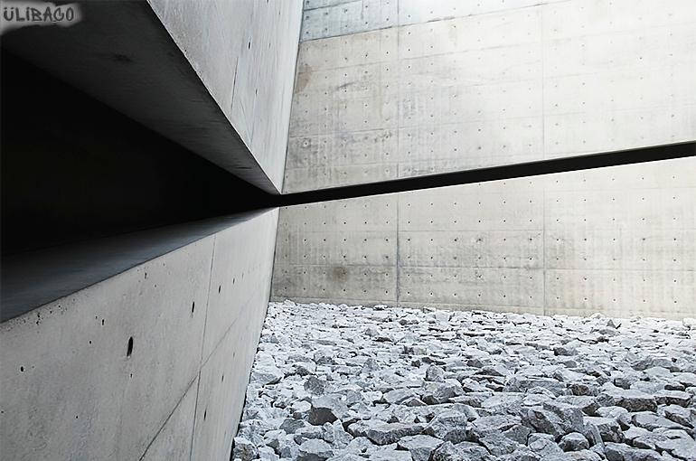 Тадао Андо Музей Chichu 3