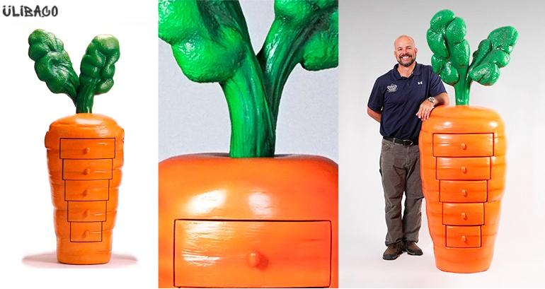 Джадсон Бомонт комод морковь