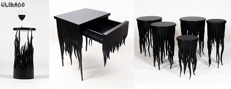 Джадсон Бомонт парящий стол 2