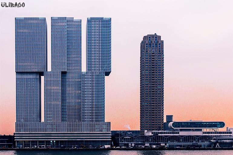 Рем Колхас De Rotterdam 1